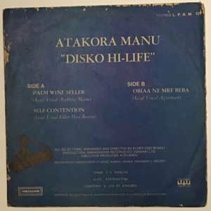 Atakora Manu Disko hi-life