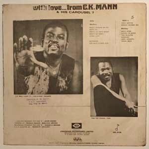 C.K. Mann & his Carousel 7 With love É