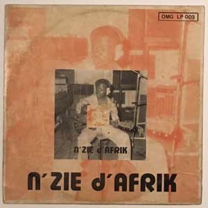 N'ZIE D'AFRIK - Same - 33T