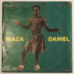 NIAZA DANIEL - Same - LP
