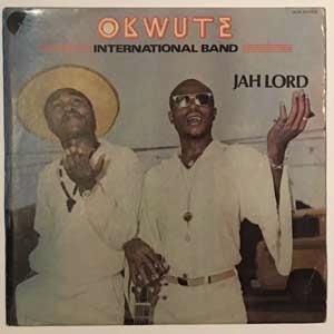 OKWUTE INTERNATIONAL BAND - Jah lord - 33T