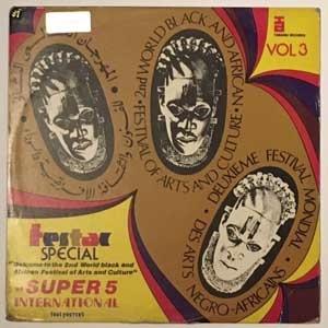 SUPER 5 INTERNATIONAL - Festac Special Vol. 3 - LP