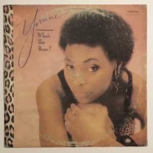 YVONNE CHAKA CHAKA - Who's the boss - LP