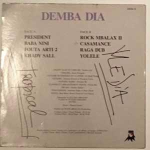 Demba Dia Rock Mbalax II
