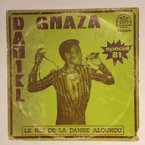 DANIEL GNAZA - Special 81 - LP