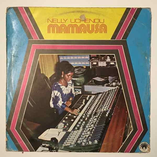 NELLY UCHENDU - Mamausa - LP