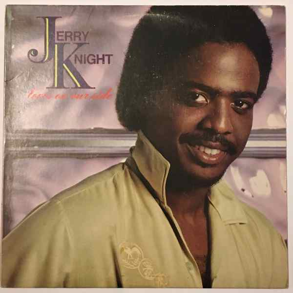 JERRY KNIGHT - Love's on our side - LP