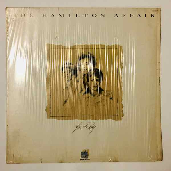 THE HAMILTON AFFAIR - For Roy - LP
