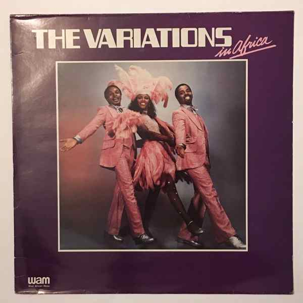 THE VARIATIONS - In Africa - LP