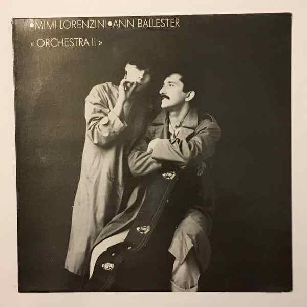 Mimi Lorenzini & Ann Ballester Orchestra II
