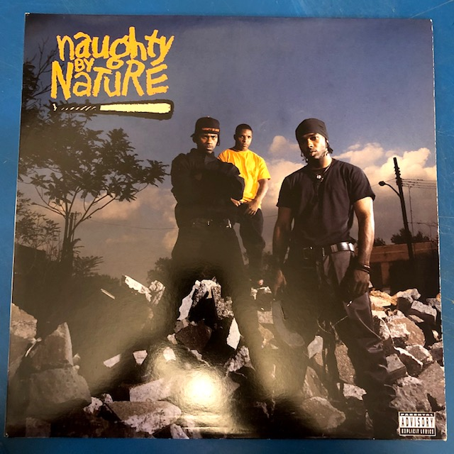 NAUGHTY BY NATURE - Same - LP