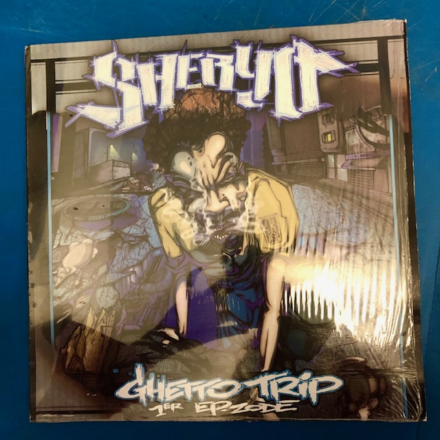 Sheryo Ghetto Trip 1er EP.zode