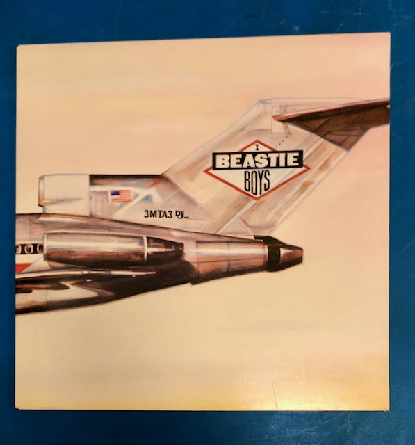 BEASTIE BOYS - License To Ill - LP
