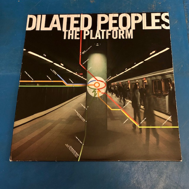 DILATED PEOPLES - The Platform - LP x 2
