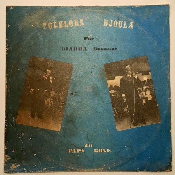 DIARRA OUSMANE - Folklore Djoula - LP