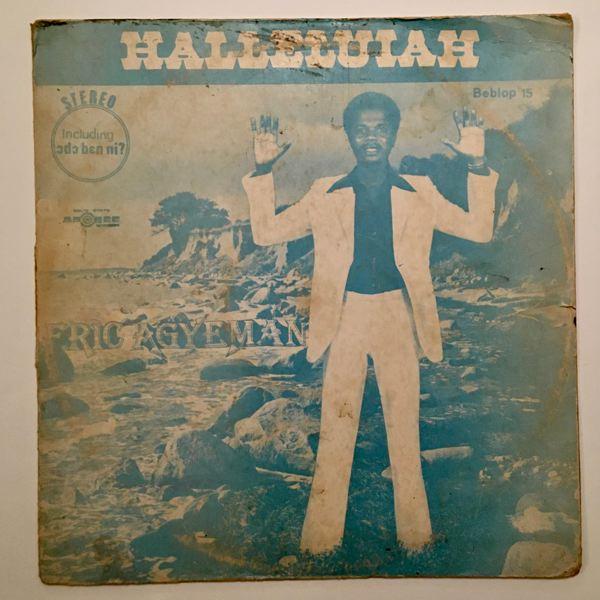 ERIC AGYEMAN - Halleluiah - LP