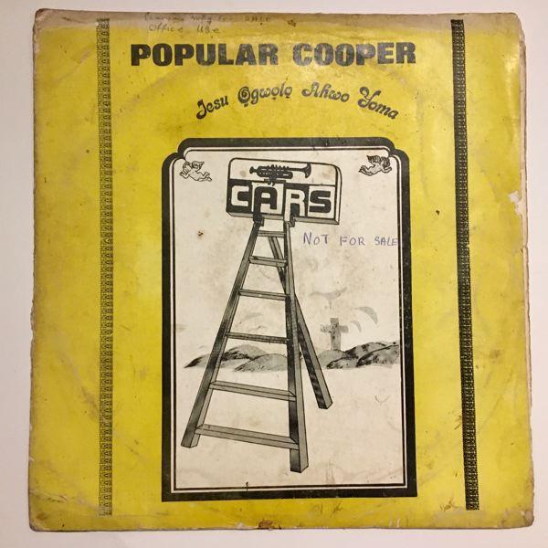 POPULAR COOPER - Jesu ogwolo ahwo yoma - LP