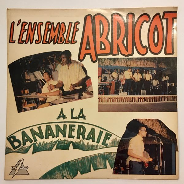 L'Ensemble Abricot A La Bananeraie