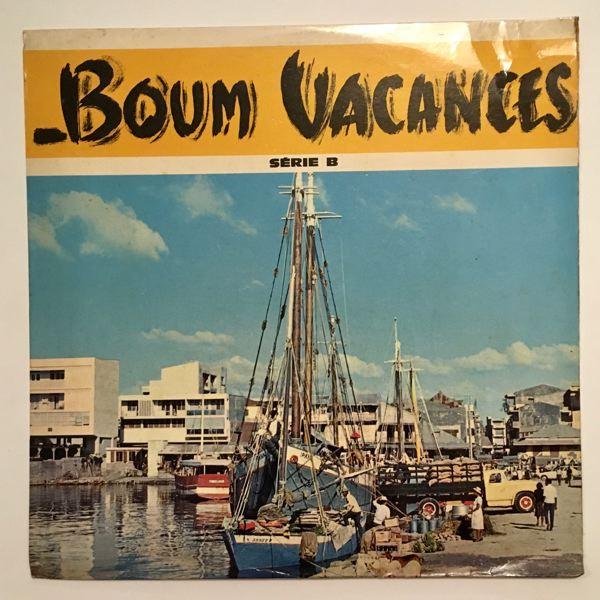 Various Boum Vacances Serie B