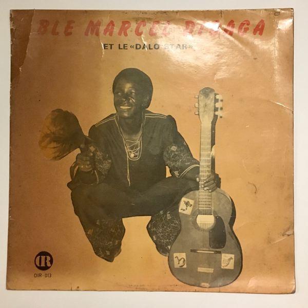 BLE MARCEL DIBAGA - Et le Dalo Star - LP