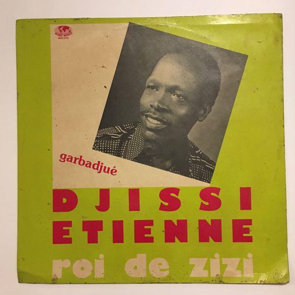 DJISSI ETIENNE - Garbadjue - LP