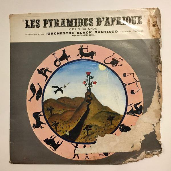 LES PYRAMIDES D'AFRIQUE - Same - LP