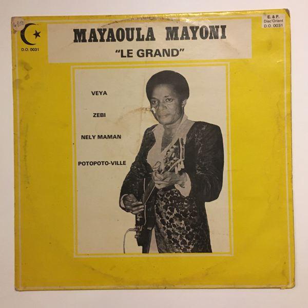 MAYAOULA MAYONI - Veya - LP