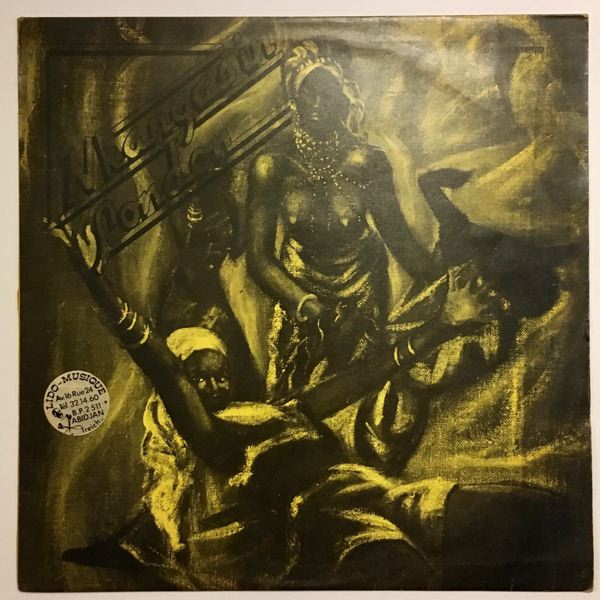 NKENGAS - In London - LP