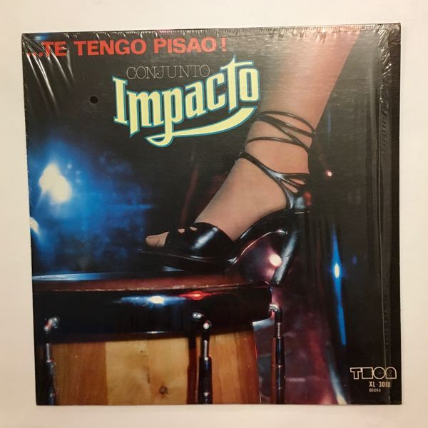 CONJUNTO IMPACTO - Te Tengo Pisao! - LP