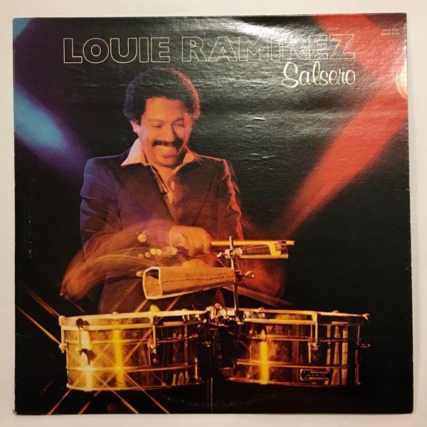 LOUIE RAMIREZ - Salsero - LP
