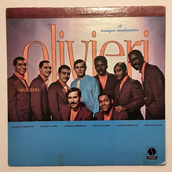 ORQUESTA OLIVIERI - A Swinging Combination - LP