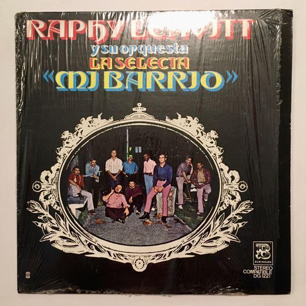 RAPHY LEAVITT - Mi Barrio - LP