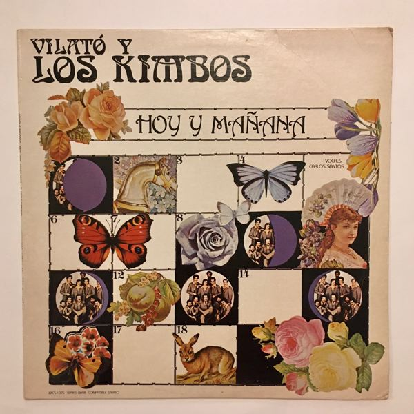 VILATO Y LOS KIMBOS - Hoy Y Manana - LP