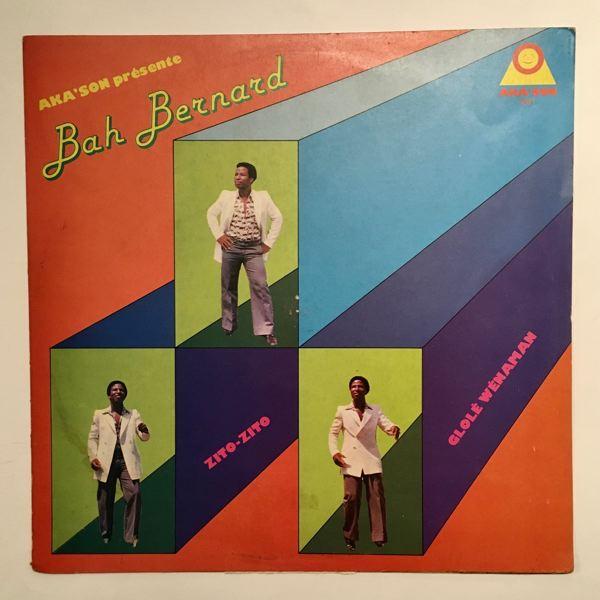 BAH BERNARD - Zito-zito - LP