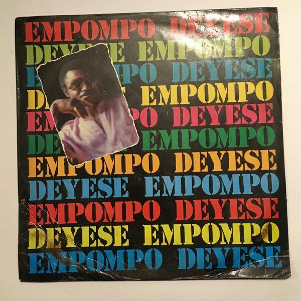 EMPOMPO DEYESSE - Same - LP