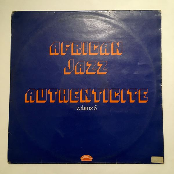ORCHESTRE AFRICAN JAZZ - Authenticite Vol. 5 - 33T