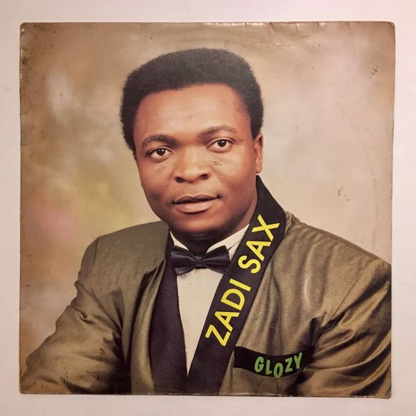 ZADI SAX - Glozy - LP