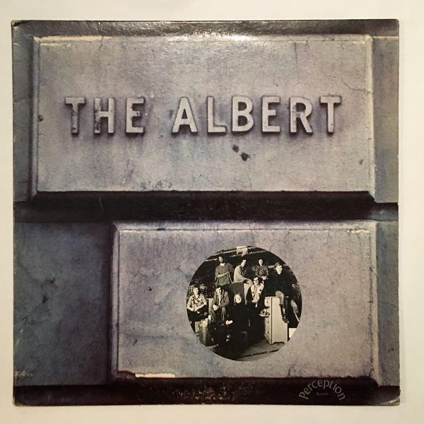 THE ALBERT - Same - LP