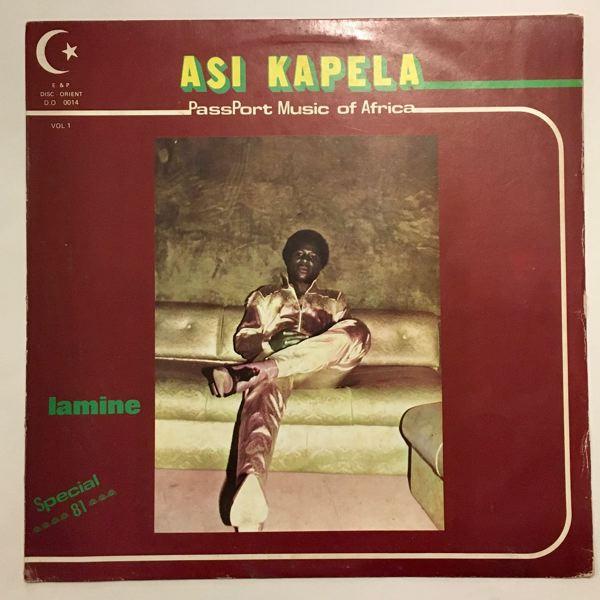 ASI KAPELA - Lamine - LP