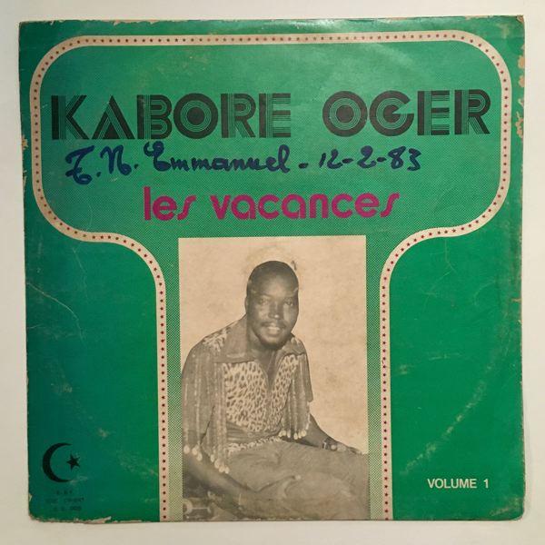 KABORE OGER - Les vacances - LP