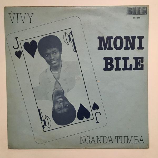 MONI BILE - Ngand'a tumba - LP