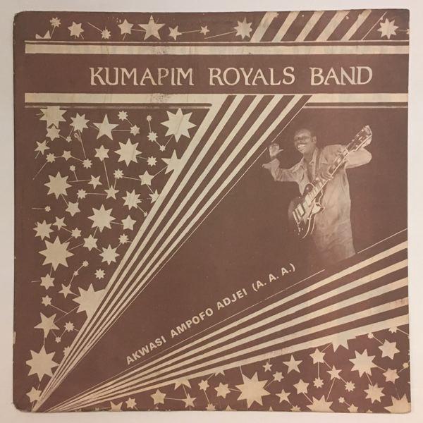 KUMAPIM ROYALS BAND - Akwasi ampofo adjei - LP