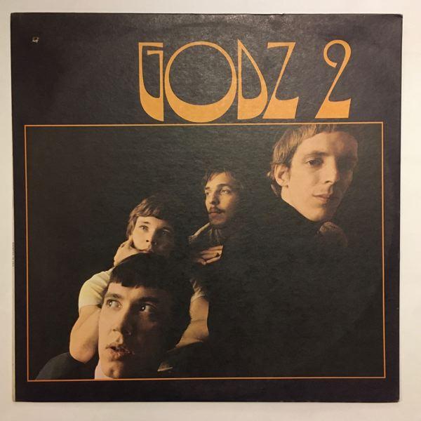 THE GODZ - Godz 2 - LP