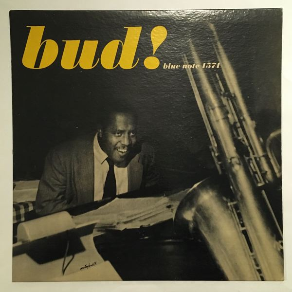 Bud Powell The Amazing Bud Powell Volume 3 - Bud!