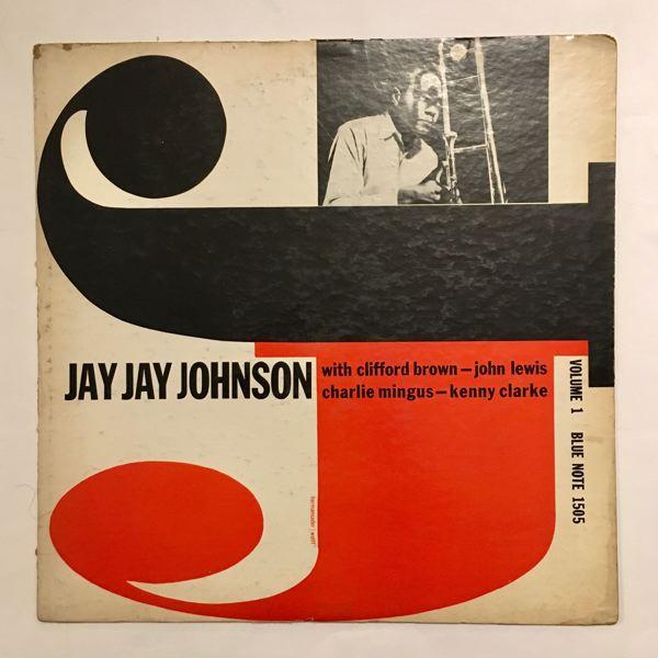 Jay Jay Johnson The Eminent Jay Jay Johnson Volume 1