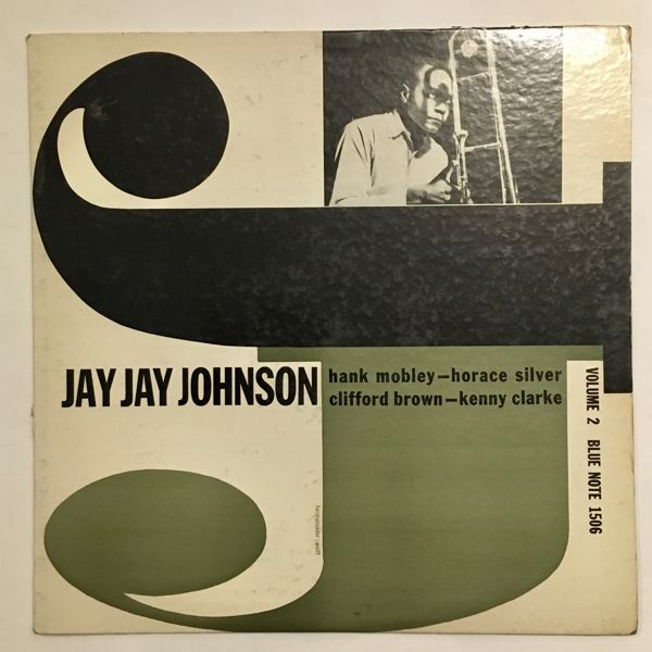 JAY JAY JOHNSON - The Eminent Jay Jay Johnson Volume 2 - LP