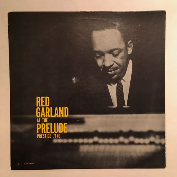 RED GARLAND - At The Prelude - 33T