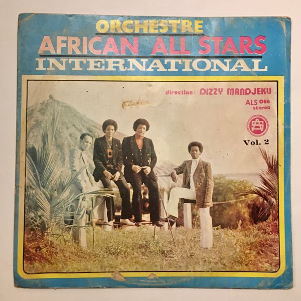 ORCHESTRE AFRICAN ALL STARS - Vol. 2 - 33T