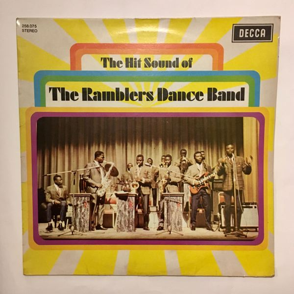THE RAMBLERS DANCE BAND - The hit sound - LP