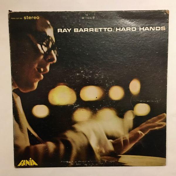RAY BARRETTO - Hard Hands - LP